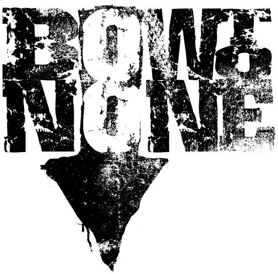 Bow To None Logo Design