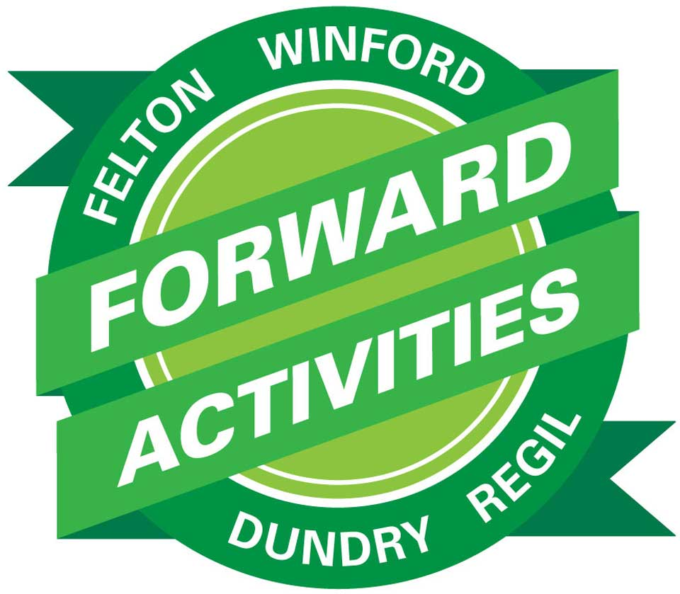 Forward Activities Logo Design