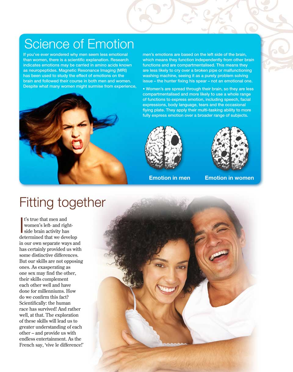 Open Your Mind Science of Emotion Article